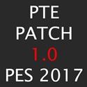 PTE Patch 1.0 Pro Evolution Soccer 2017
