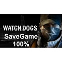Save Game Watch Dogs 100% Completed