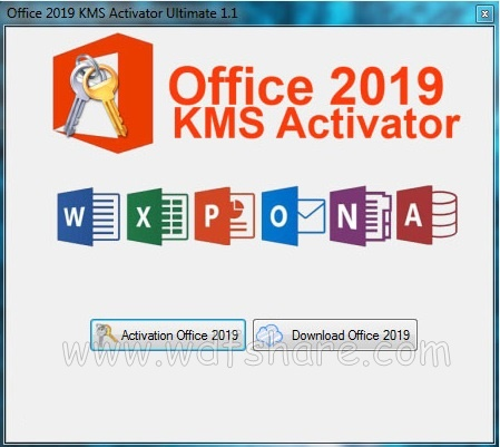 KMS Activator Office 2019 Setup