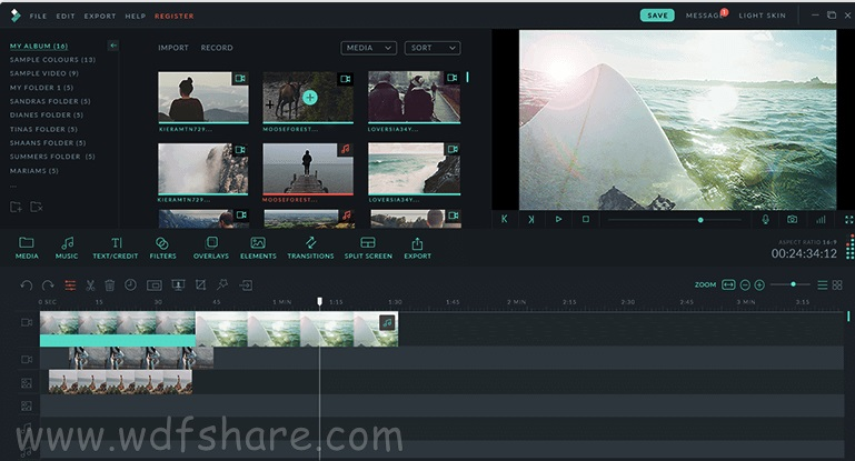 Wondershare Filmora 9 download free