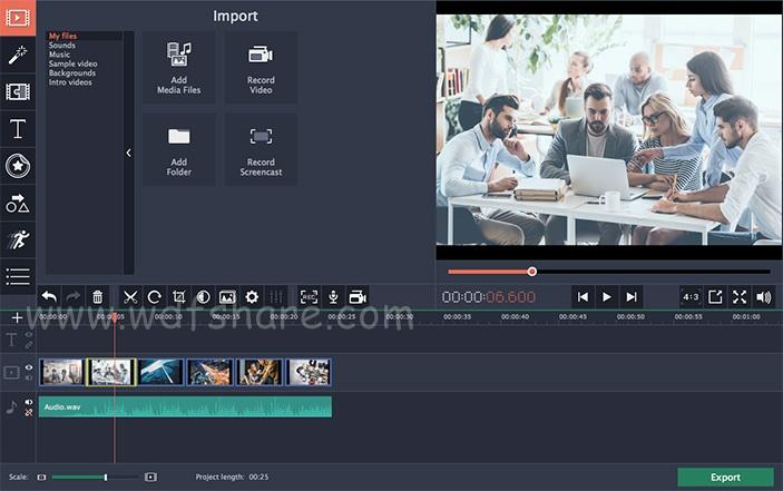 Movavi Video Editor Business terbaru lengkap serial number