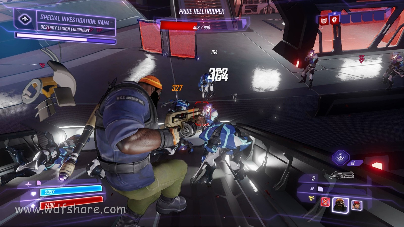 Agents of Mayhem free download full version