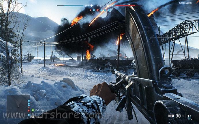 Battlefield V versi terbaru tanpa install