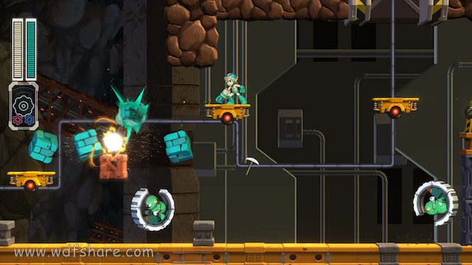 Mega Man 11 for PC all In one rip