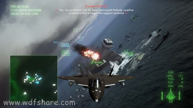 Ace Combat 7 Skies Unknown download free