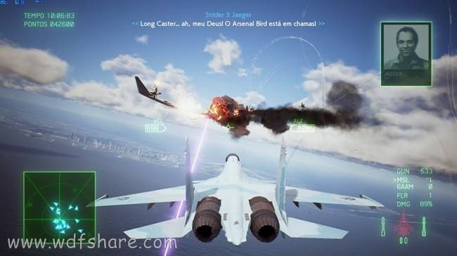 Ace Combat 7 Skies Unknown repack