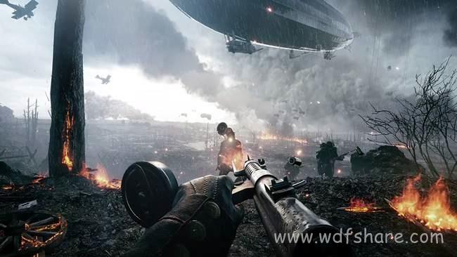 Battlefield kini ada update an terbaru