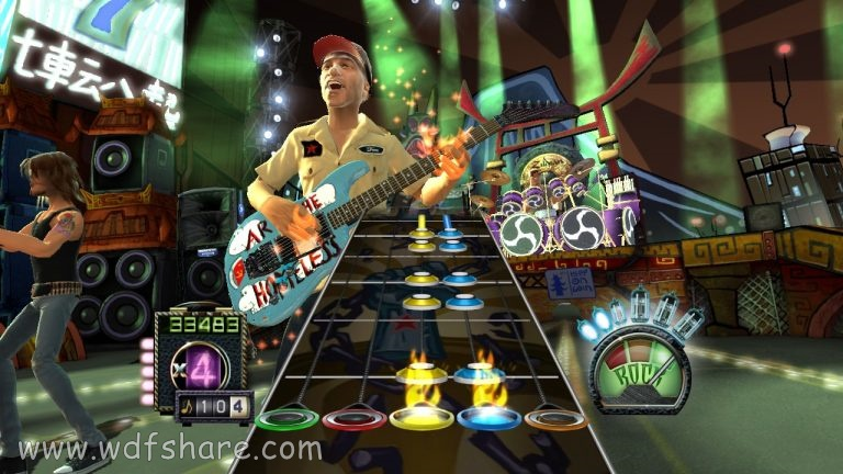 Guitar Hero Legend of Rock 3 setup no steam
