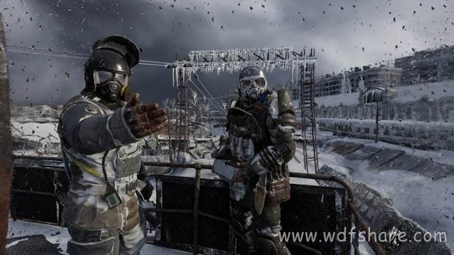 download game Metro Exodus setup