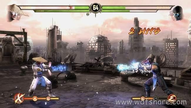Mortal Kombat Complete Edition game silat silatan