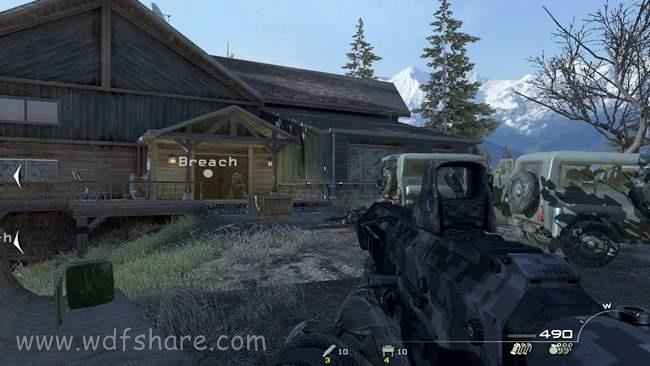 Call of Duty Modern Warfare 2 google drive untuk laptop