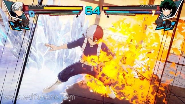 highly compressed My Hero One's Justice