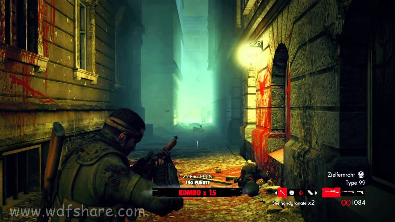 zombie army trilogy nazi sniper free download