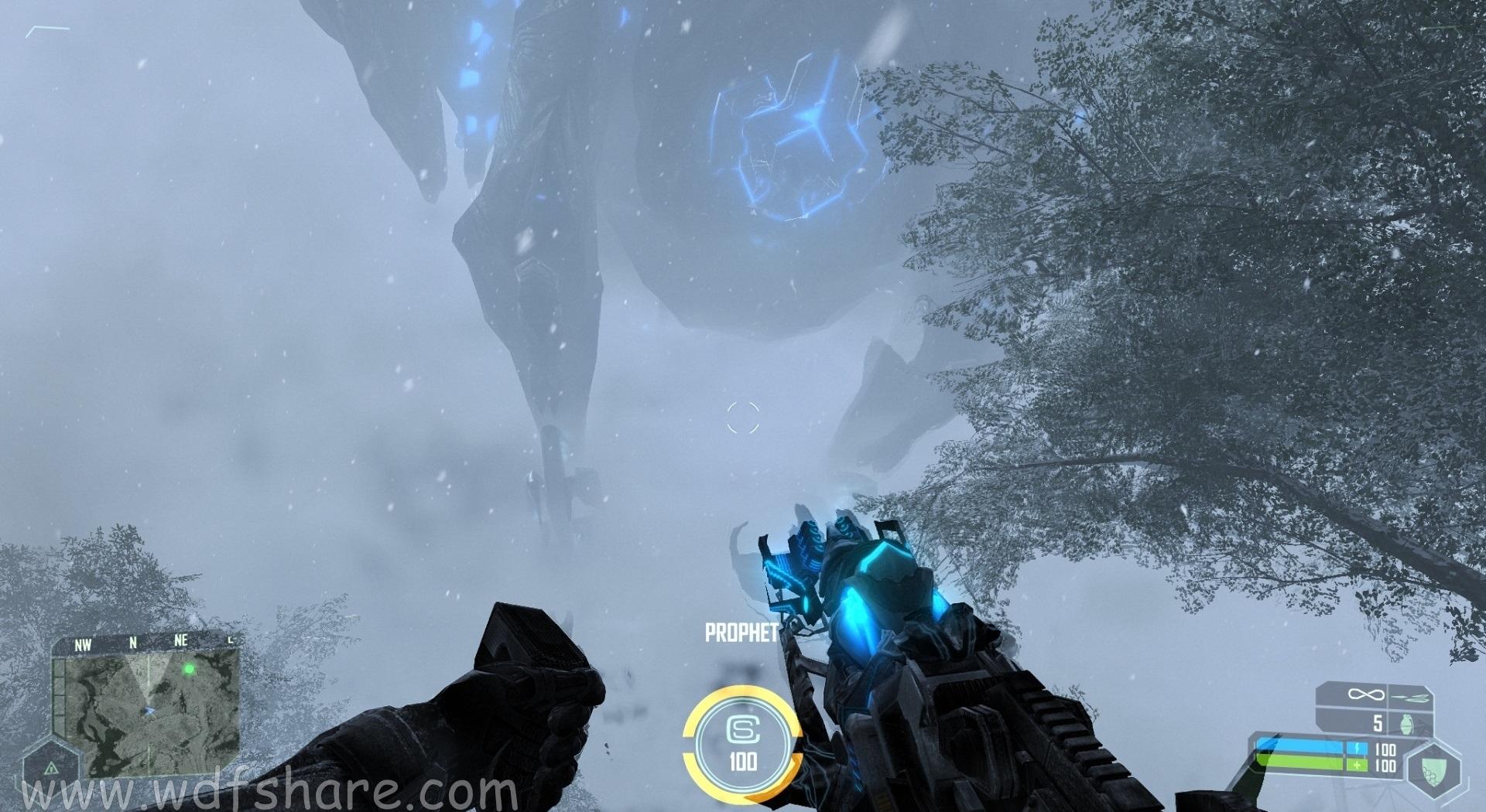 Crysis Warhead setup